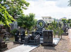 ②檀家合葬墓