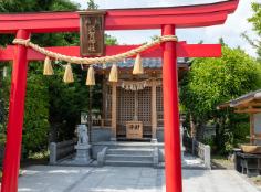 ①連坊鎮護須賀神社